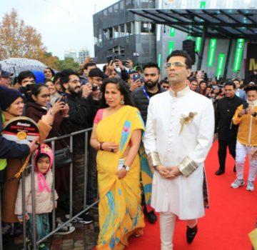 Karan Johar in Melborne1