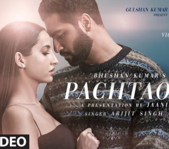 T-Series' 'Pachtaoge' Music Video Featuring Nora Fatehi & Vicky Kaushal Is Out Now, And It's Sure To Tug At Your Heartstrings
