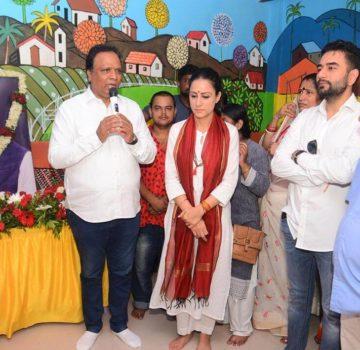 Shri Ashish Shelar at Misaal Mumbai Initiative