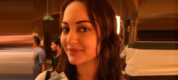 Sonakshi Sinha in Mission Mangal