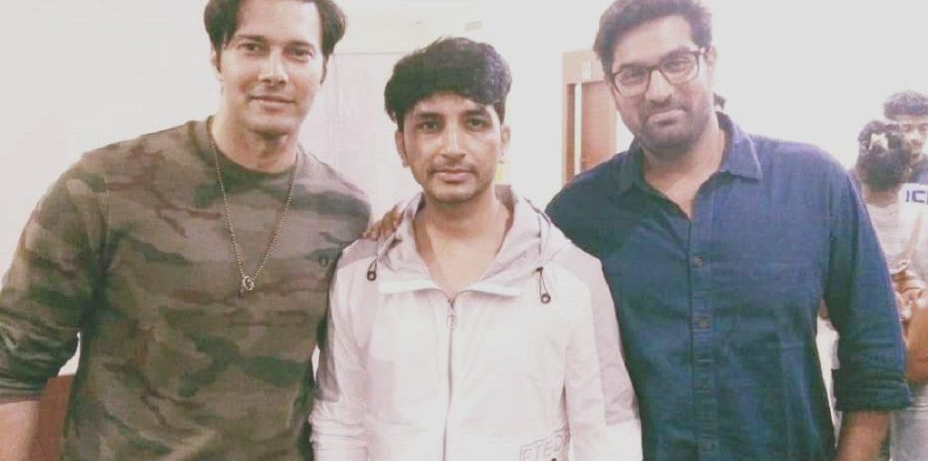 Kunal Roy Kapoor praises emerging singer Vardan Singh