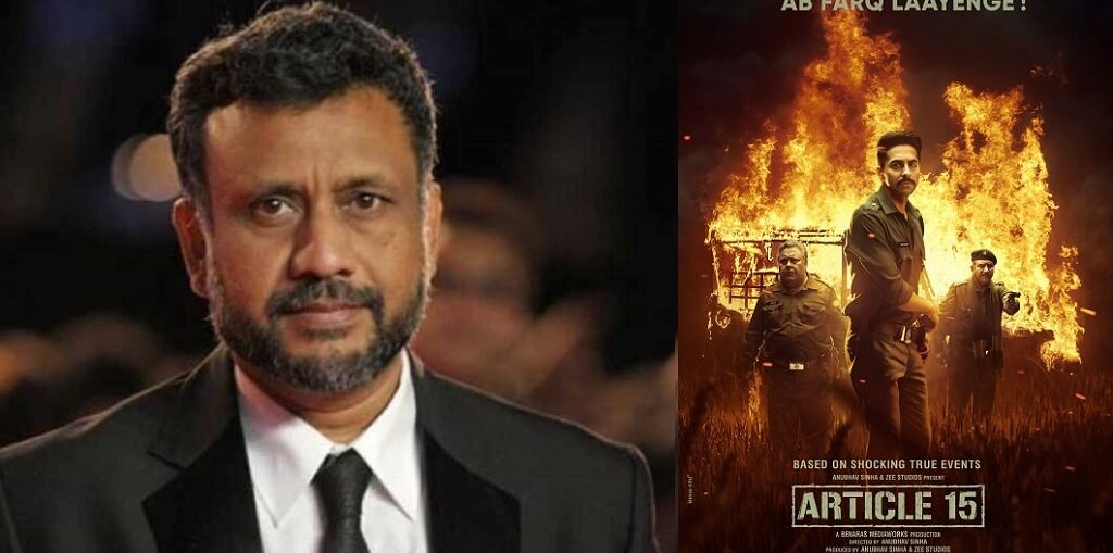 Filmmakers from South join the race to acquire remake rights of Anubhav Sinha's Article 15