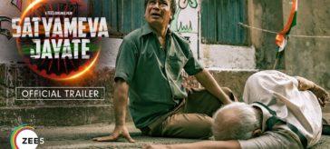 web original Satyameva Jayate trailer
