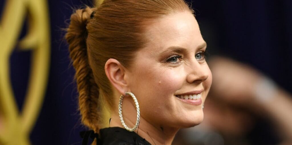 Amy Adams shines in platinum jewellery at the 71st Emmy