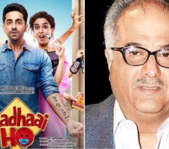 Boney Kapoor acquires rights for Badhaai Ho remake