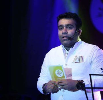 Darshan Sankhala talks