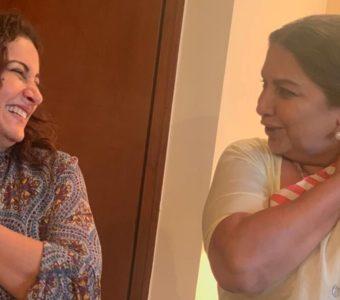 Divya Dutta shares a heartfelt wish on veteran actress Shabana Azmi's Birthday.