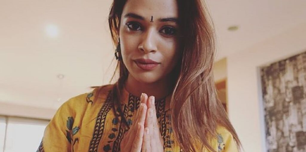 Shalmali delicates a song to Beyonce