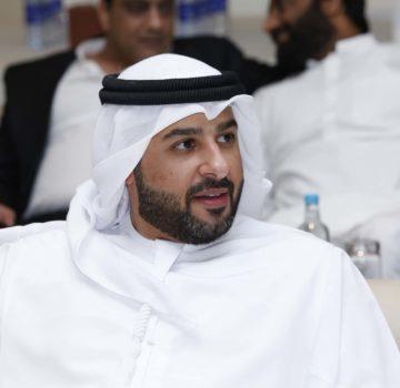Sheikh Theyab Bin Khalifa Bin Hamdan Al Nahyan, the Sheikh of Abu Dhabi