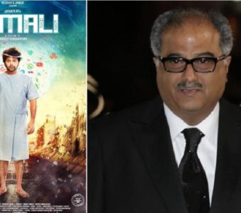 After remaking Pink in Tamil with Nerkonda Paarvaai, producer Boney Kapoor acquires rights of Tamil film Comali to remake it in Hindi and other languages