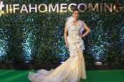 Urvashi Rautela brought life to the IIFA 2019