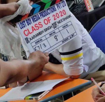 new web series Class Of 2020