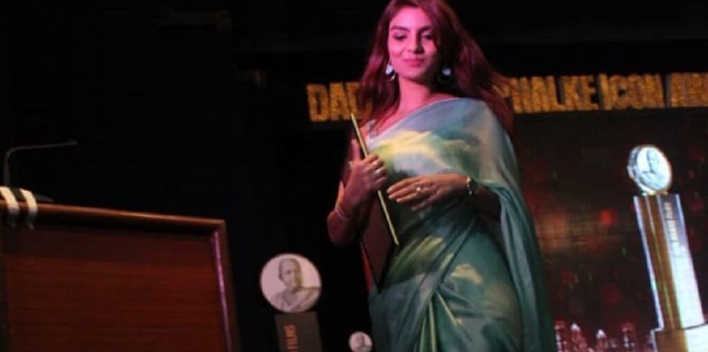Anveshi Jain Dadasaheb Phalke Icon Award 2019