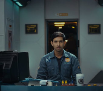 Teaser of Cargo, India's first ever spaceship sci-fi film starring Vikrant Massey and Shweta Tripathi