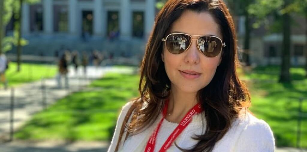 Dr. Aditi Govitrikar at Harvard University