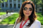 Dr. Aditi Govitrikar at Harvard University