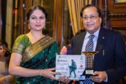 British Parliament Honours Gracy Singh