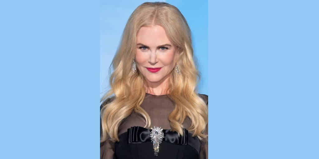 Nicole Kidman Wears Platinum Jewelry to the 'Gala for the Global Ocean'
