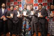 Sonam K Ahuja launched Khalid Mohamed's debut novel 'The Aladia Sisters',