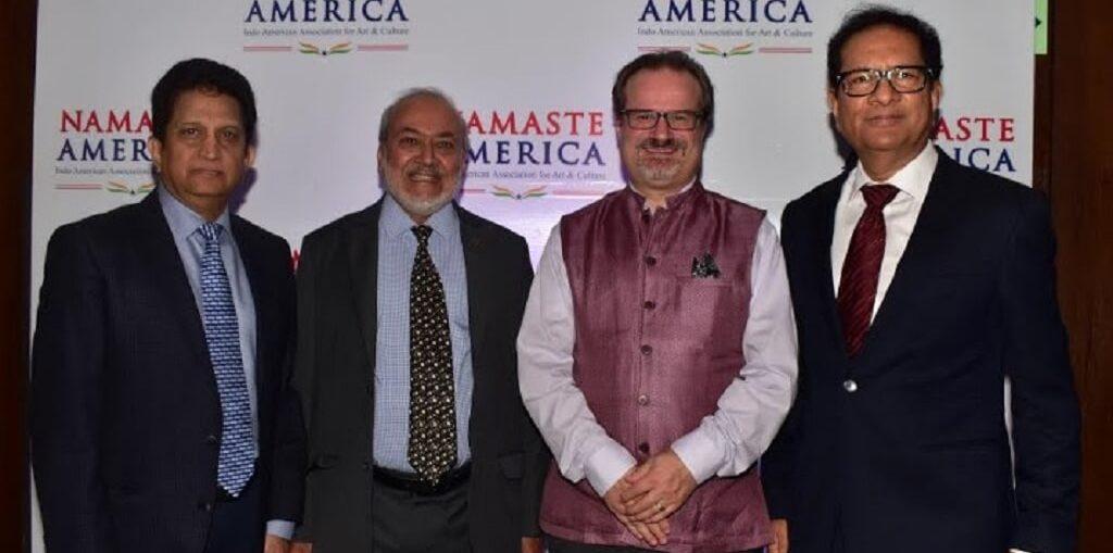 Namaste America Welcomes US Consul General