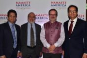 Namaste America Welcomes US Consul General