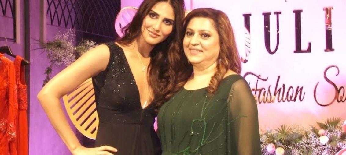Vaani Kapoor Unveils Julie's New Flagship Store