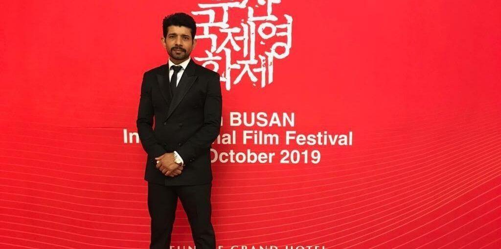 Viineet Kumar on premiere of Aadhaar at Busan International Film Festival