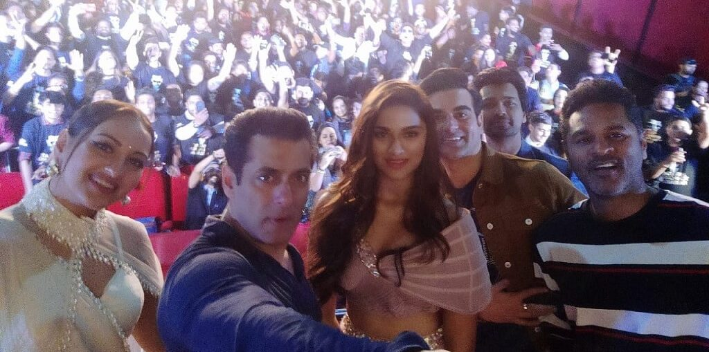 The special trailer launch of Dabangg 3