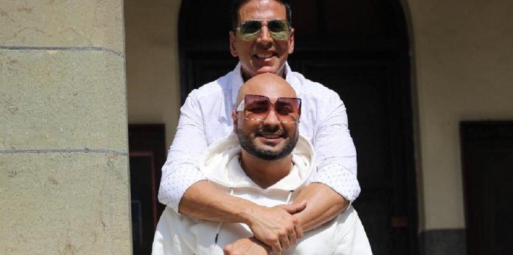 Akshay Kumar's first-ever music video
