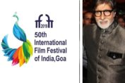 Amitabh Bachchan at IFFI 2019