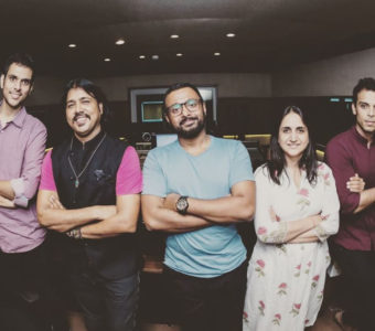 Anand Bhaskar collaborates with the legendary Mame Khan