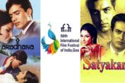 Satyakam and Aradhana To Be Screened At IFFI