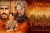 Panipat official Trailer