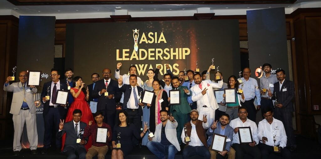 Asia Leadership awards