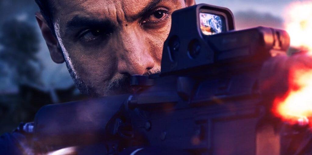 John Abraham's Attack trailer