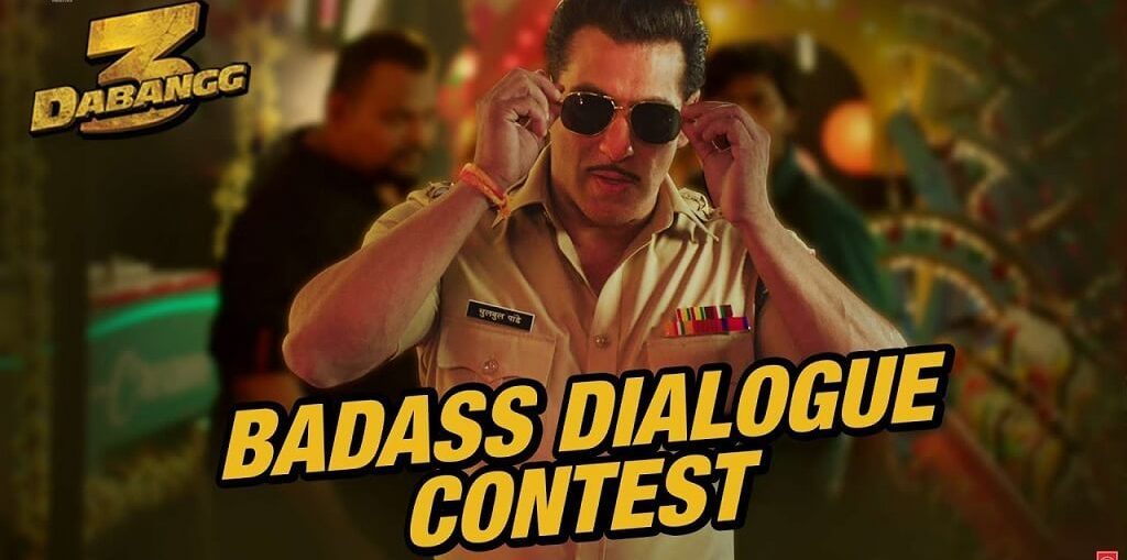 Dabangg 3 dialogues