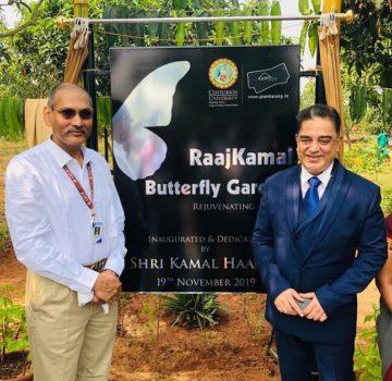 Kamal Haasan receives Doctorate (2)