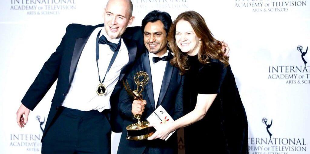 Nawazuddin Siddiqui's McMafia receives best drama series at Emmy