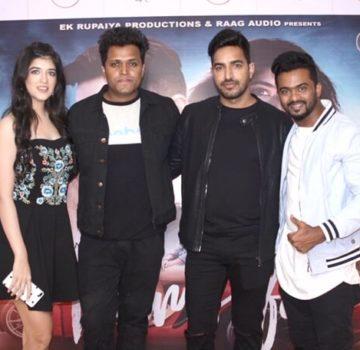 Mehak Manwani, Vivek Verma ,Prashant Singh, Ajay Shivan