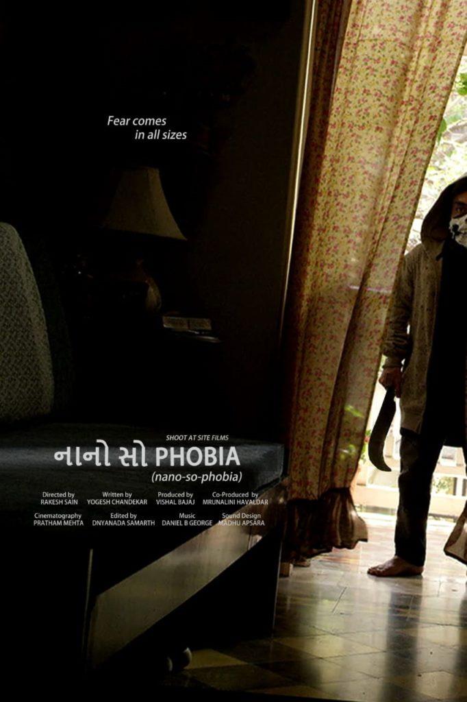 Nanoso Phobia Poster