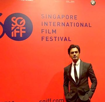 Nawazuddin Siddiqui at Singapore International Film Fest