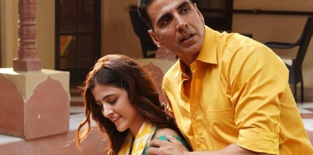 Nupur Sanon to feature opposite Akshay Kumar