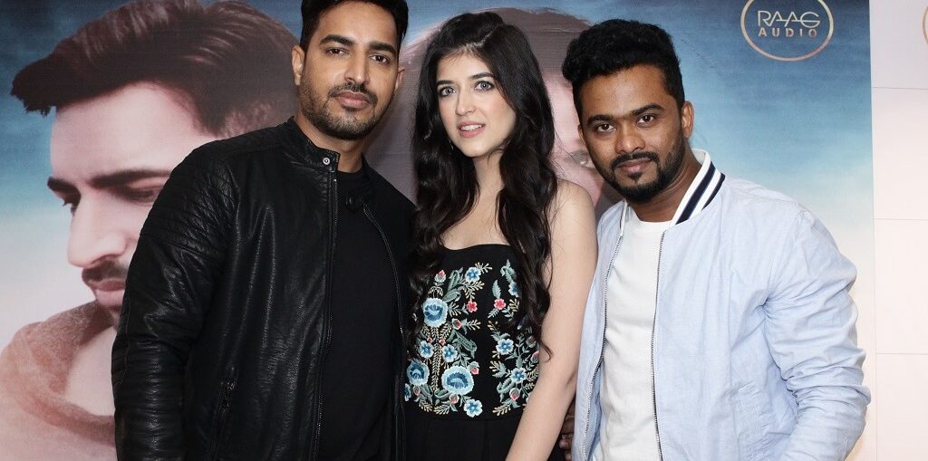 Prashant Singh's Music Video Humsafar