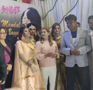 Ranu Mandal and Sandhya at Launch of Kapur launch