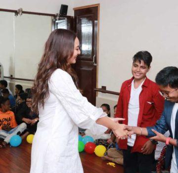 Sonakshi Sinha This Children's Day (2)