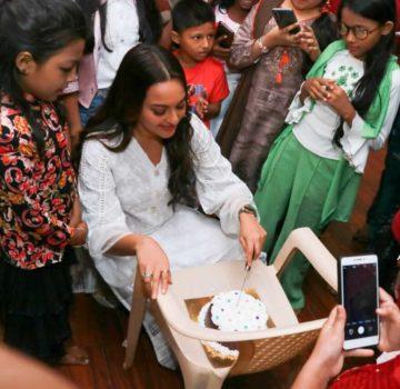 Sonakshi Sinha This Children's Day