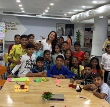 Sonakshi Sinha This Children's Day (5)
