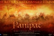 Panipat To Release Worldwide On December 6th 2019