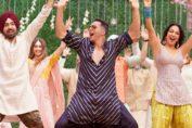 Akshay Kumar's naagin dance
