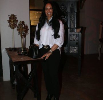 Ana Singh pays tribute to Christ